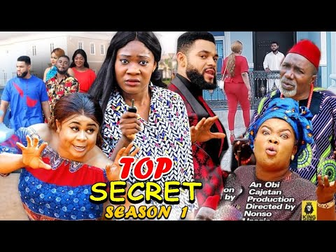 Download TOP SECRET SEASON 1 - Mercy Johnson 2020 Latest Nigerian Nollywood Movie Full HD | 1080p