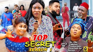 TOP SECRET SEASON 1 - Mercy Johnson 2020 Latest Nigerian Nollywood Movie Full HD | 1080p