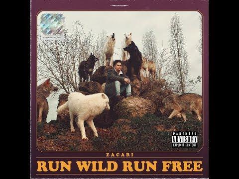 Zacari - RUN WILD RUN FREE 🐺  LIVE COUNTDOWN TO ALBUM RELEASE Mp3