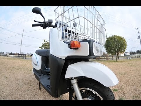 Chạy thử xe máy điện Terra Motors Bizmo 2
