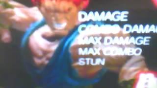 Street Fighter IV: Akuma Tutorial- Dash Forward Raging Demon