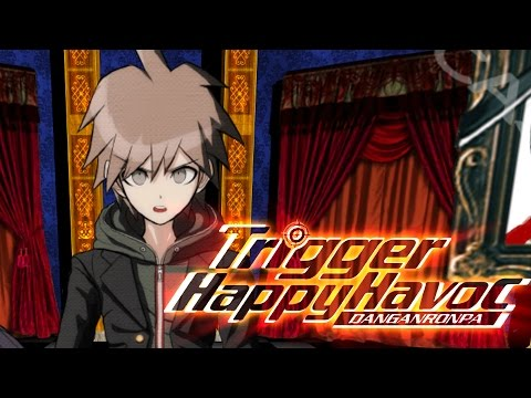 Danganronpa Trigger Happy Havoc [16] Trial 1 - The Opening