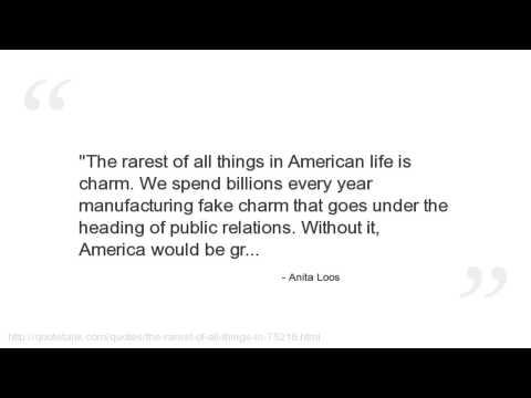 Anita Loos Quotes