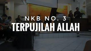 """Gambar cover NKB no. 3 """"Terpujilah Allah"""" - GKI Maulana Yusuf   song reference"""