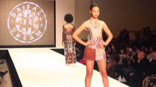 Miami Fashion Week 2013: Baifall Dream / Senegal