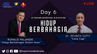 KKR NET ASi 2019 DAY 6 | Hidup Berbahagia dalam Iman