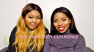 Our University Experience!! | Tea time #1