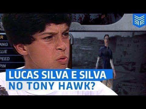 LUCAS SILVA E SILVA SKATISTA - Tony Hawk's Pro Skater 2 Gameplay
