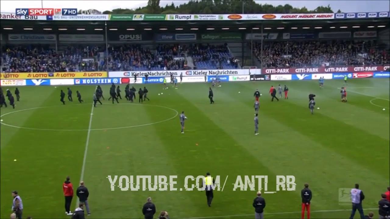 Holstein Kiel - St.Pauli | Platzsturm und Pyro HD (19.09 ...