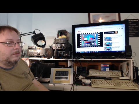 Shortwave radio live show Friday March 9th 2018