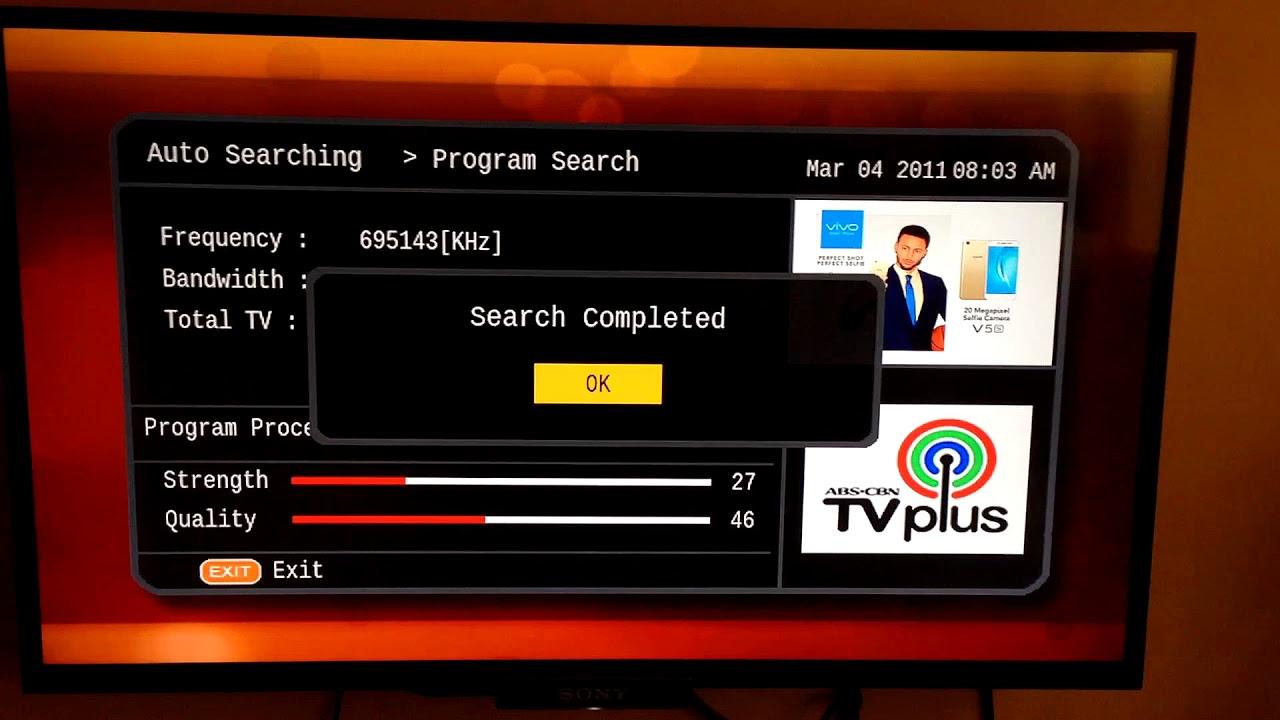 Mahiwagang Black Box Abs Cbn Tv Plus Software Upgrade Ver1118