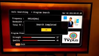 Mahiwagang Black Box ABS CBN TV Plus Software Upgrade Ver.1.1.18