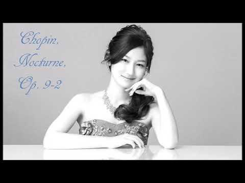 Chopin : Nocturne Op.9-2 No.2 ショパン ノクターン 2番 Op.9-2