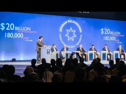 Jordan 2015 - Jordan Relaunched  Advancing Growth and Development