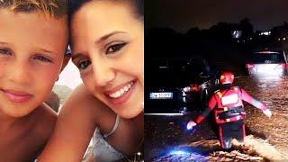 Maltempo Calabria. Stefania e suo figlio ritrovati morti a Lamezia Terme: