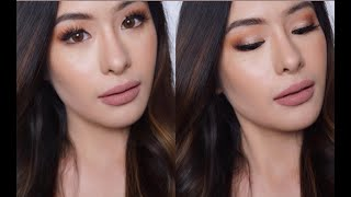 CRY PROOF DIY BRIDAL MAKEUP 2020 | HOODED/ASIAN EYES & ACNE PRONE OILY SKIN | KIM WIJANGCO