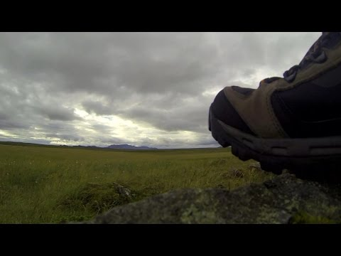 Walking in Iceland (These boots are made for)