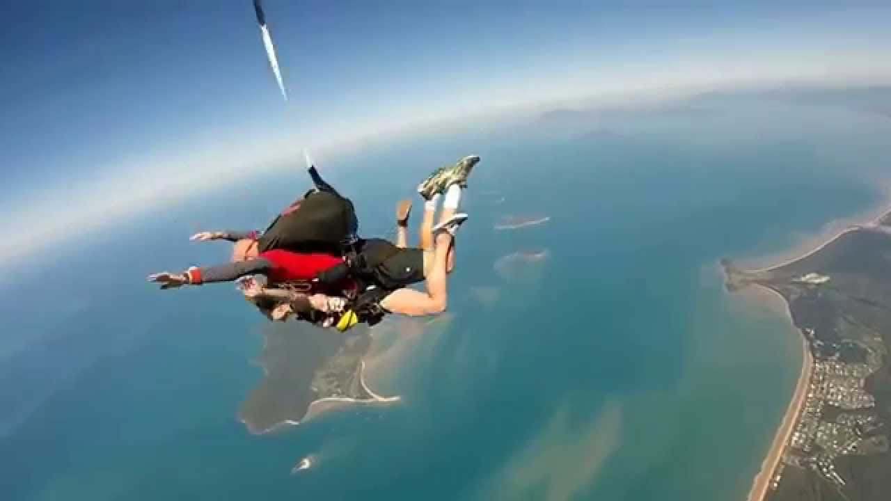 Mission Beach Australia Skydive August 2017