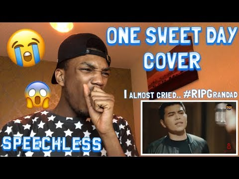 Reaction to One Sweet Day - Cover by Khel, Bugoy, and Daryl Ong feat. Katrina Velarde