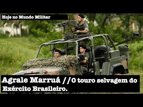 Agrale Marruá - O touro selvagem do Exército Brasileiro