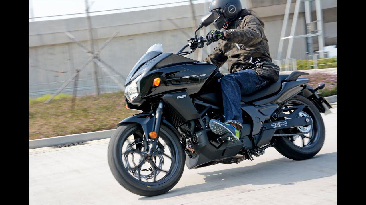 2015 Honda CTX700 本地試騎 - YouTube