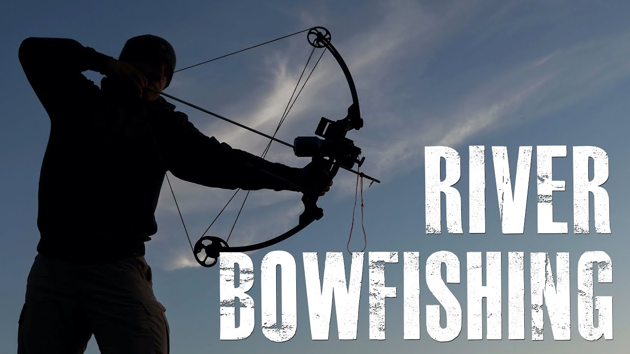 River Bowfishing with my In-Laws | Aaron Gould