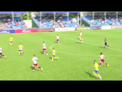 Solihull Weymouth Goals And Highlights