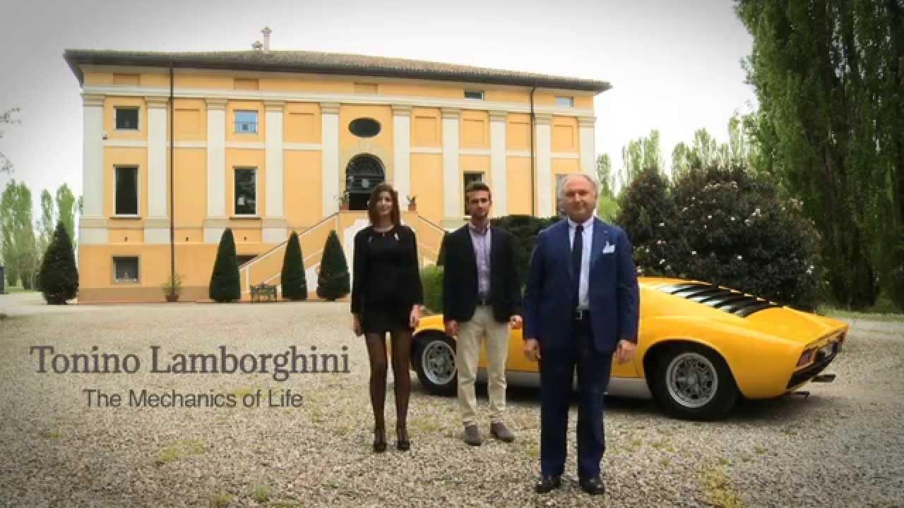 tonino lamborghini the mechanics of life youtube. Black Bedroom Furniture Sets. Home Design Ideas