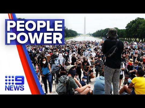 Washington hosts largest