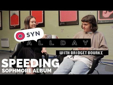 Allday // Speeding Interview