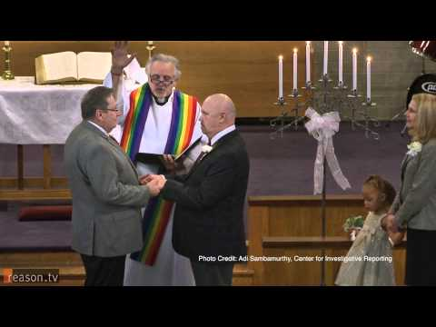 A Church Divided: Methodists Clash Over Gay Marriage