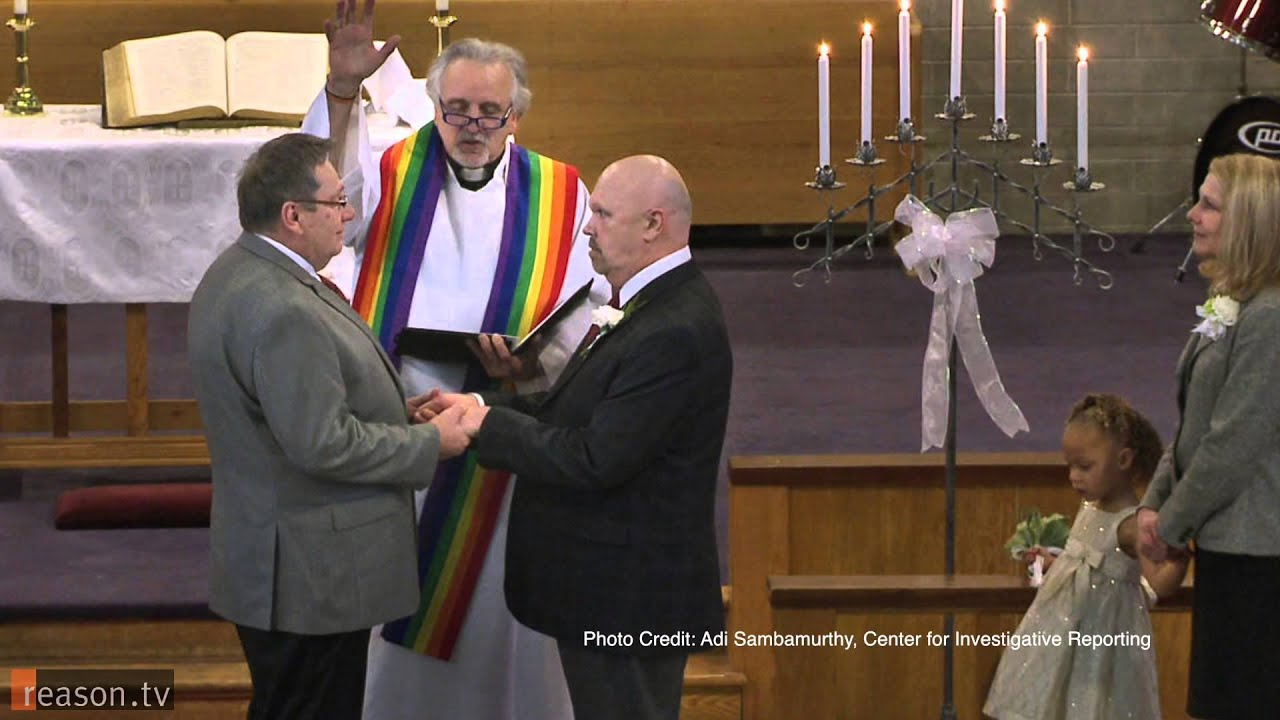 Gay marriage church