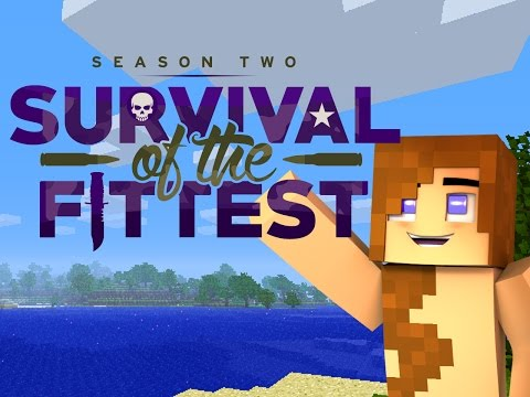 Minecraft - Survival of the Fittest  Season 2 - Part 1  Ready For Redemption