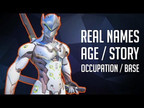 Real Names, Age, Story And More [Overwatch]
