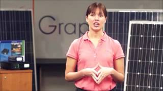 Grape Solar 200-Watt Off-Grid Solar Kit