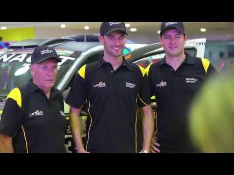 El Renault #DusterDakar Team en Asunción