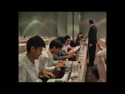 Cyber911 - เยี่ยมชมงาน CDIC 2014 และการแข่ง Cyber Attack Range