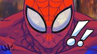 ЧЕЛОВЕК-ПАУК Присоединяется К МСТИТЕЛЯМ! | SPIDERMAN Joins The AVENGERS! (Русская Озвучка)