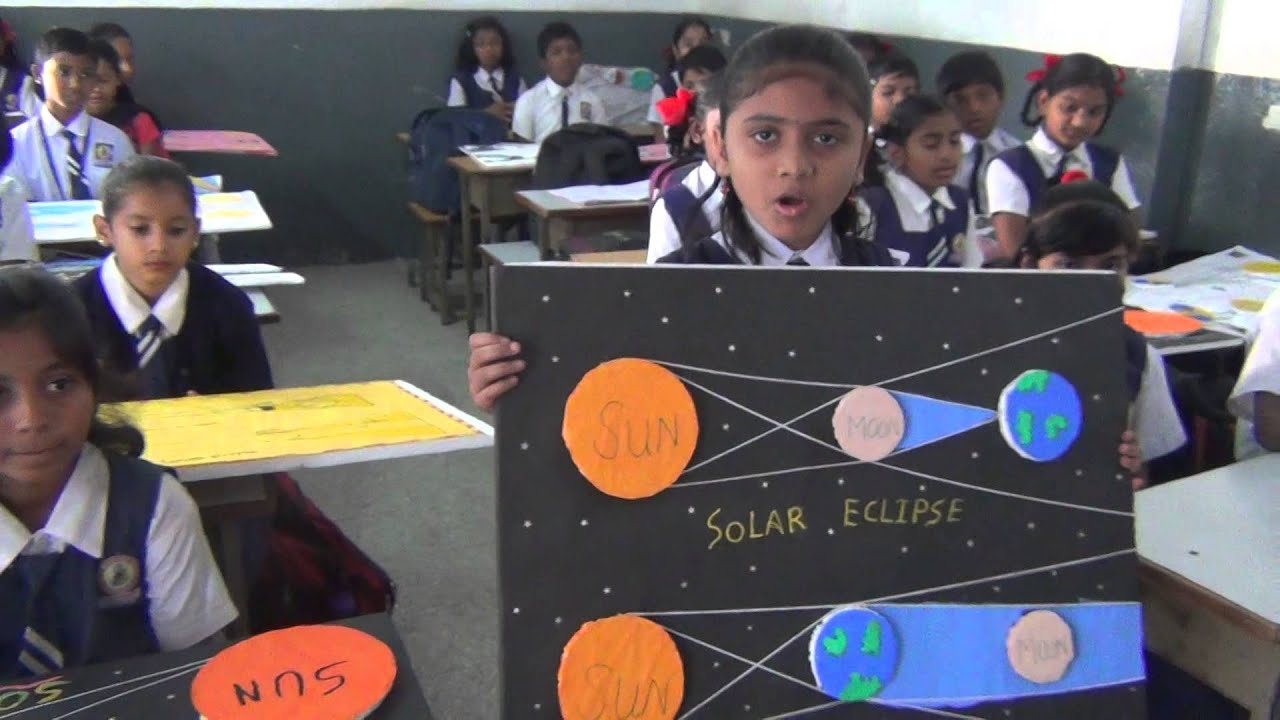 SCIENCE PROJECTS BY CLASS 5 2 - YouTube