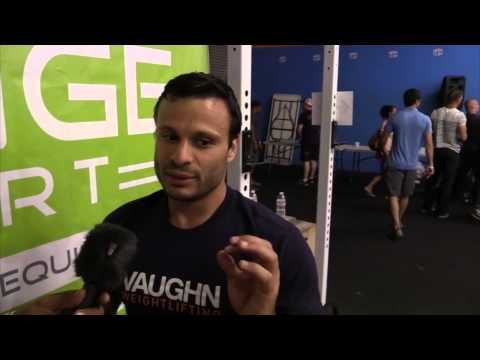 Dave Durante: From Gymnastics to CrossFit