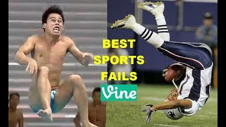 Repeat youtube video Best Funny Sports FAILS Vines Compilation 2016