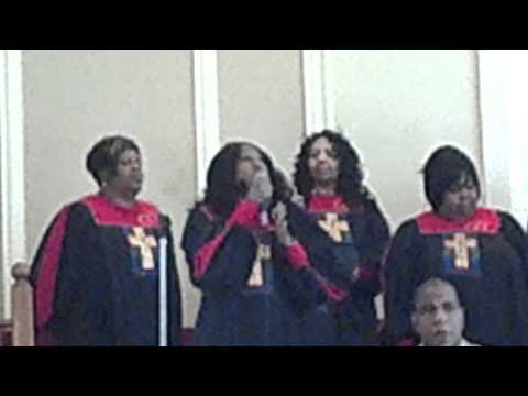 "Joan Blair sings "" I pray we all be ready """