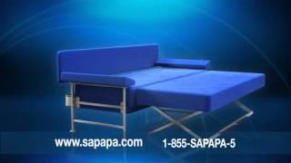 видео Детские и подростковые диван-кровати