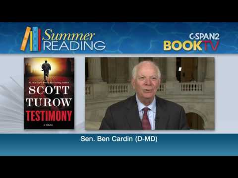 Summer Reading with Sen. Ben Cardin (D-MD)