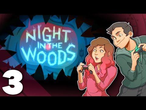 Night In The Woods - #3 - Die Anywhere Else - PlayFrame