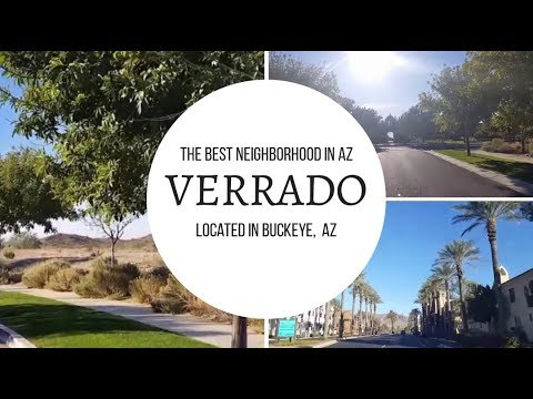Best Neighborhood For Families: VERRADO (Buckeye) | Living in Arizona