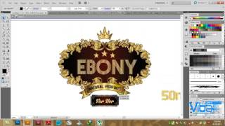 ILLUSTRATOR CS5 Creating a Simple Perfume Package, Amharic Tutorial by Ras Fitsum Solomon