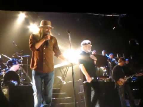 Bob seger and Kid Rock All Summer Long Live at the excel in St Paul MinnesotaMarch 15 2013