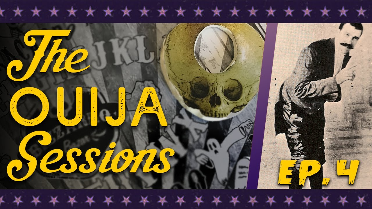 Download The Ouija Sessions Ep.4: Joseph Pujol