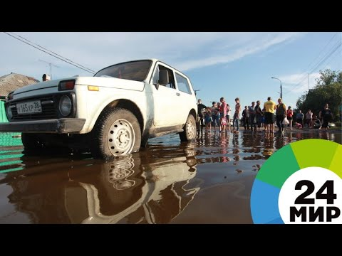 Паводок в Канске: затоплены дома, около 200 человек эвакуированы